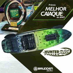 Caiaque Hunter Fishing 285 com Cooler 15lts - Combo