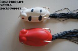 Isca Artificial - Bocão Popper - Frog-Life