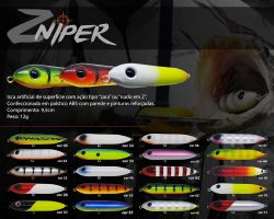 Isca Artificial - Zniper - Matadeira