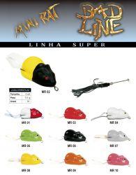 Isca Artificial - Mini Rat - Bad Line
