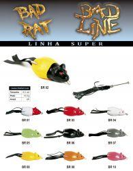 Isca Artificial - Bad Rat - Bad Line