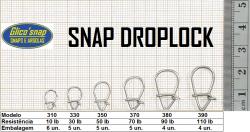 Snap - Droplock - Glico