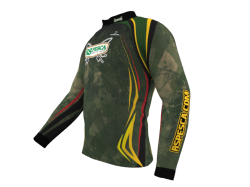 Camisa RS Pesca - Dorsal