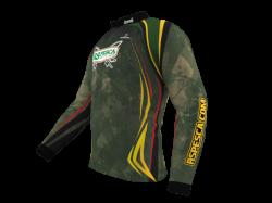 Camisa RS Pesca - Dorsal
