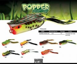 Isca Artificial Popper Frog 55 - Marine Sports