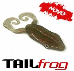 Isca Artificial Tail Frog - Monster3X