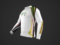 Camisa RS Pesca - Branca - Dorsal