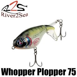 Isca Artificial Whopper Plopper 75 - River2Sea