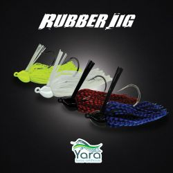 Isca Artificial - Rubber Jig - Yara