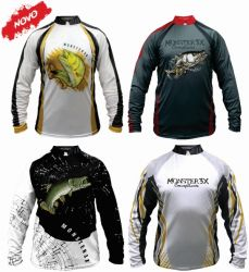 Camisa New Fish - Monster3X