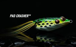 Isca Artificial Frog Pad Crasher - Booyah