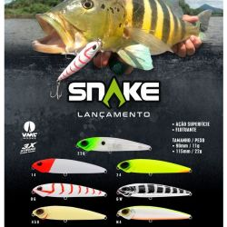 Isca Artificial Snake 90 - Marine Sports