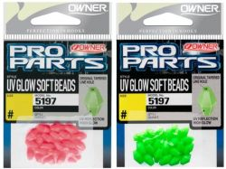 Miçangas UV Glow Soft Beads (5197) - Owner