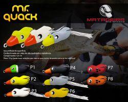 Isca Artificial - Mr. Quack - Matadeira