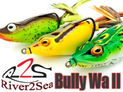 Isca Artificial Frog Bully Wa 55 II - River2Sea