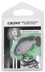 Anzol Maruseigo Black - Crown