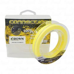 Linha Multi 9X Connection Amarela - 150m - Crown