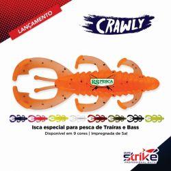 Isca Artificial Crawly - Pure Strike