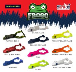Isca Artificial Frogo - Pure Strike