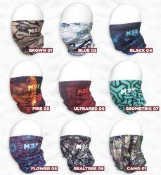 Máscara de Proteção Solar - Buff - Tube Neck - Monster3X