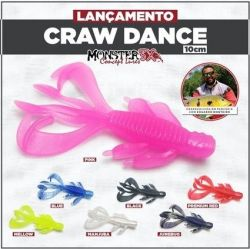 Isca Artificial - Craw Dance - 2 un - Monster3X