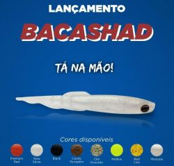 Isca Artificial - Bacashad - 3 un - Monster3X