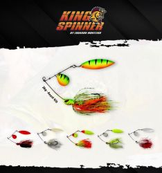 Spinner Bait King Spinner - Yara