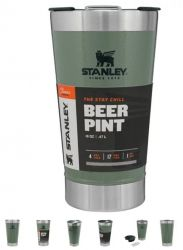 Copo Térmico Beer Pint 473ml com Tampa - Stanley